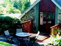 The Hayloft,Aberfoyle: Trossachs Accommodation, Self Catering