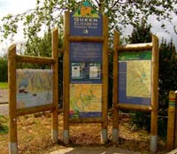 Walking Routes in Loch Ard Forest
